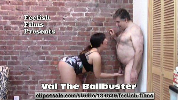 Valerie The Ball Buster