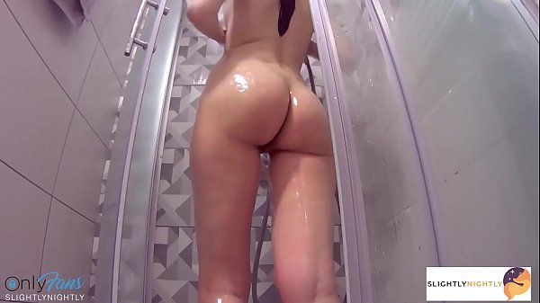 WATCH ME IN THE SHOWER AND JERK OFF AS MUCH AS ...