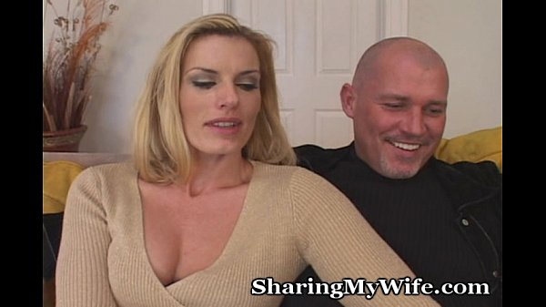 Curious Couple Seeks Young Guy For Fucking Wife