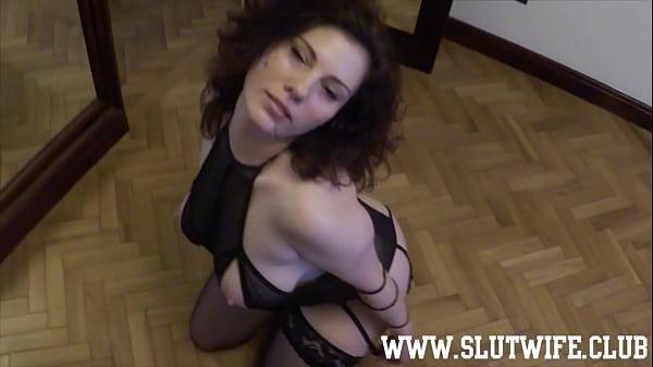 FFM Threesome: One slut gave me a slow blowjob ...