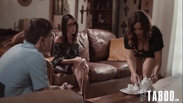 Mother Dava Foxx Helps Her Son Seduce Wealthy Widow Natasha Nice For Mysterious Purpose Thumb