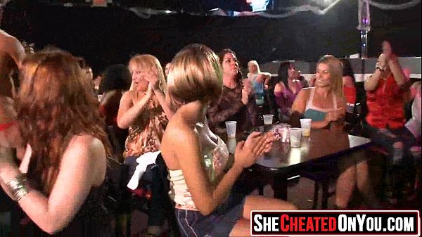 24 Hot sluts caught fucking at club 117