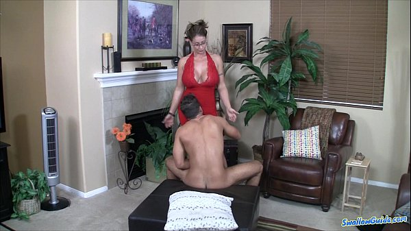 Eva Notty gets fucked and swallows cum for the 1st time