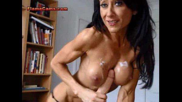 MILF Fitness Trainer Has A Cum Fetish