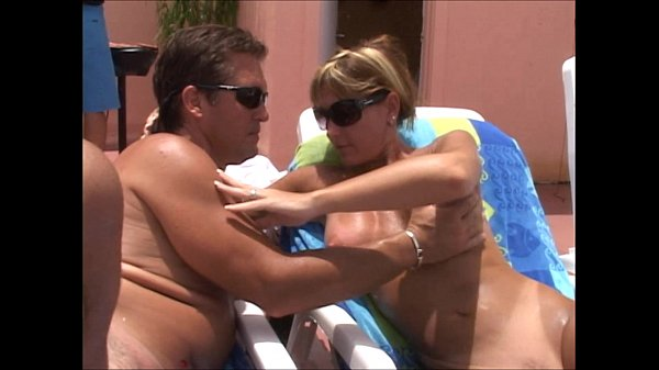 Trapeze Club pool party-MILFs suck cocks young and old-Full HD now on RED Thumb