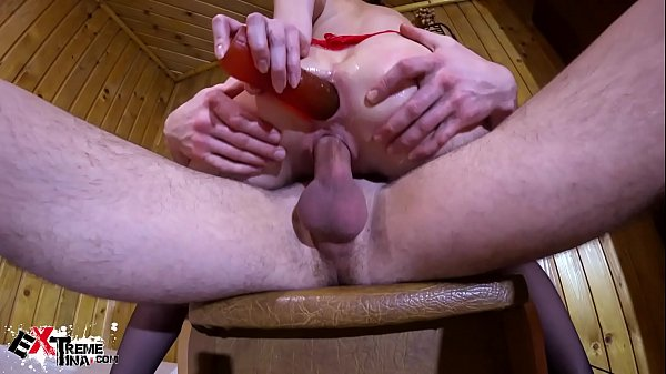 Hot Girl Deep Blowjob and Hardcore Fuck All Holes - Creampie