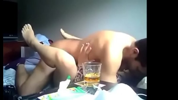 Young couples enjoyment