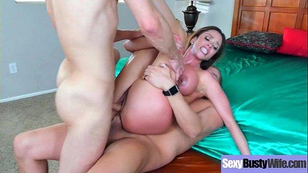 Hardcore Sex Tape With Round Big Juggs Mommy (Ariella Ferrera) video-04