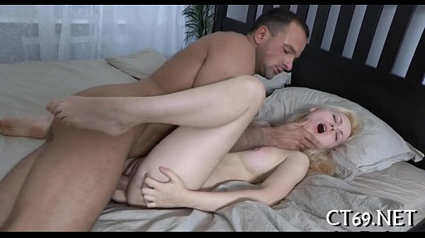 Gentle blowjob and sexy fuck