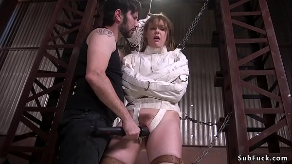Sailor Luna anal fucked in extreme bondage