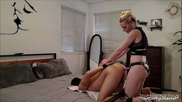Haighlee's Pet Gets Pegged and Dominated