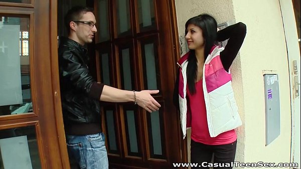 Casual Teen Sex - Wine starts a sex adventure Y...
