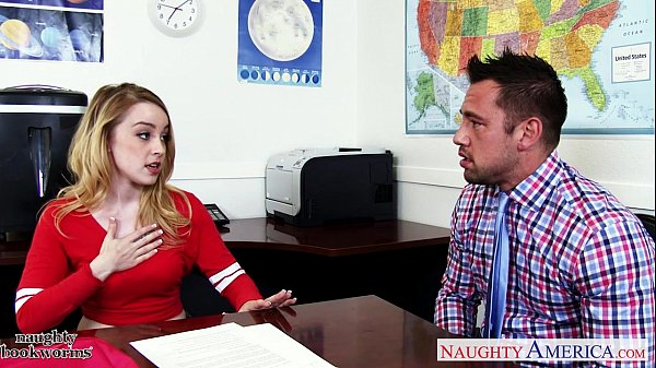 Superb schoolgirl Alexia Gold fuck her teacher