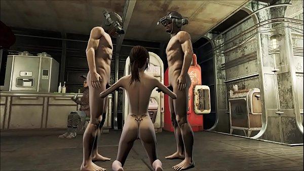 Fallout 4 hentai