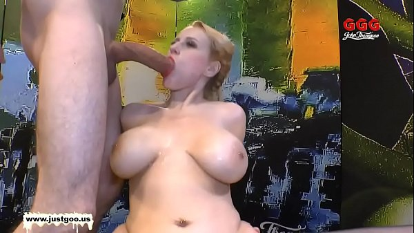 Angel Wicky big Natural Tits cum covered - Germ...