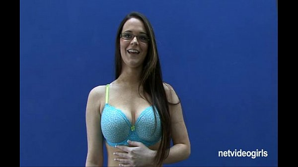netvideogirls - Angelica Calendar Audition