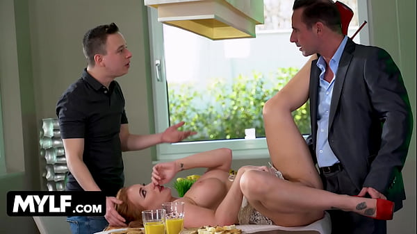 Stepfamily Cums First by FreeUse Milf - Trailer