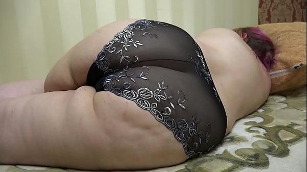 My boyfriend loves to admire my ass when I s.. ...