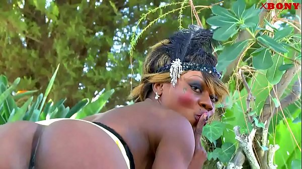 African mapouka booty goddess Thumb