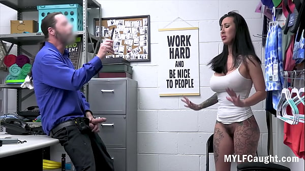 Busty MILF Knows How To Get Outta Jail- Lilly Lane