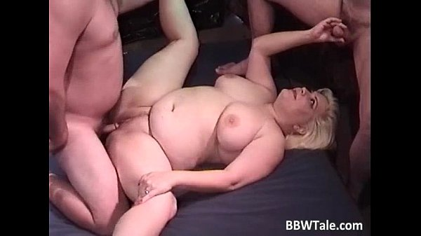 Chubby Dirty Blonde Teen