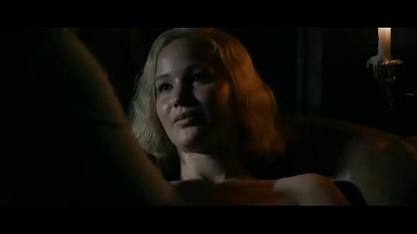 Jennifer Lawrence Having An Orgasam In Serena