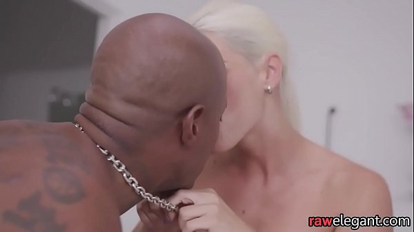 Jizzcovered babe gets her ass fucked