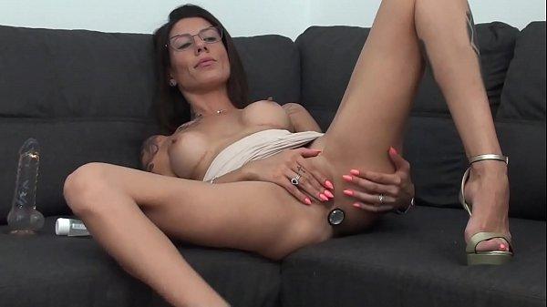 Valeria Curtis - Penetration in webcam