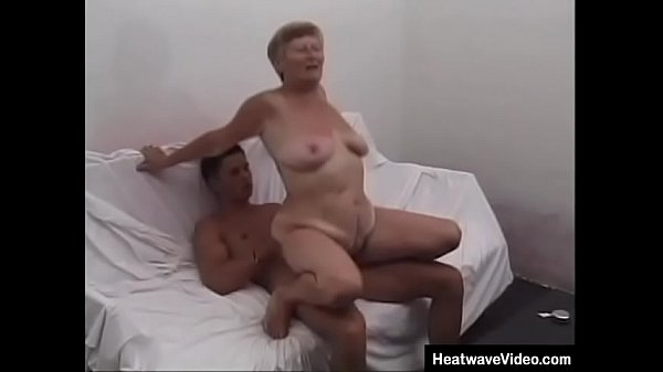 You would not believe how fucking intense that granny can get when she's really in the throes of hot passion with her grandson