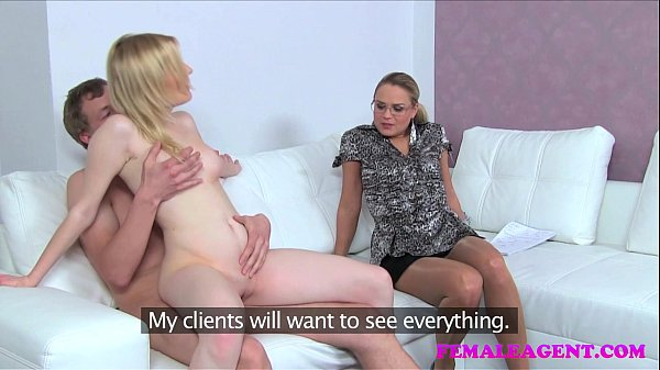 FemaleAgent Dramatic casting as cheating boyfri...
