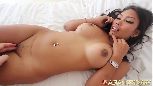 Image ASIANSEXDIARY Big Tit Asian Pounded From Behind