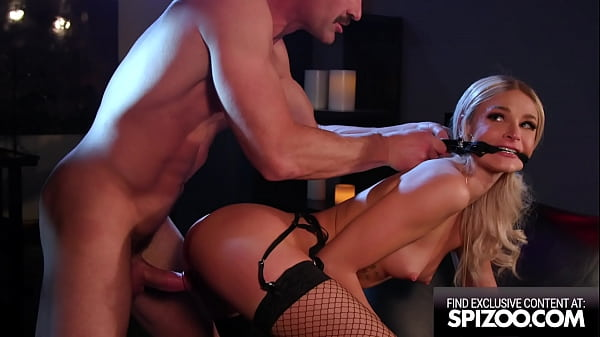 Emma Hix In Black Lingerie For Tight Pussy Fuck Thumb