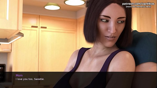 Dual Family | Spying after hot milf mom with bi...