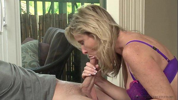 Jodi West Sucks Off Her Stepson Thumb