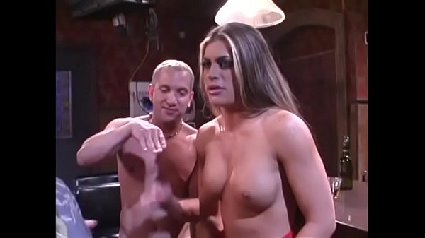 """Watch some funny deleted scenes where hell demoness Aria wins over to evil side new zealots in hot adult DVD """"American Nymphette 6"""""""