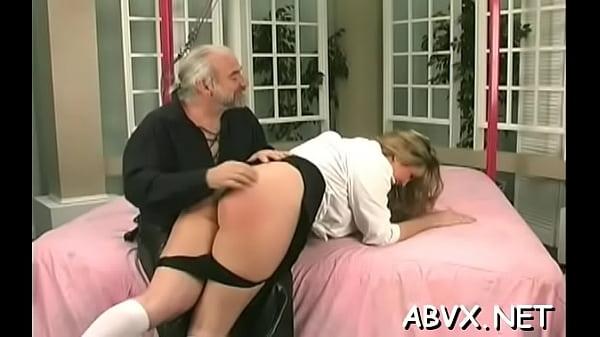 Bombshell is licking her new dildo her putz