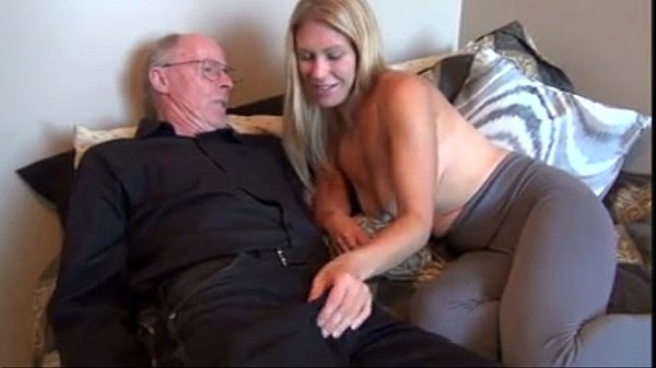 old man fuck his young wife Thumb