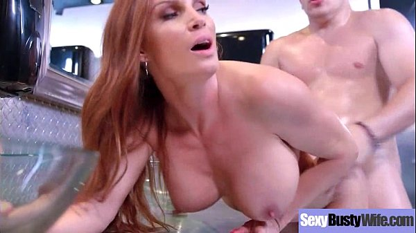 Hard Intercorse With Nasty Big Boobs Sexy Mommy...