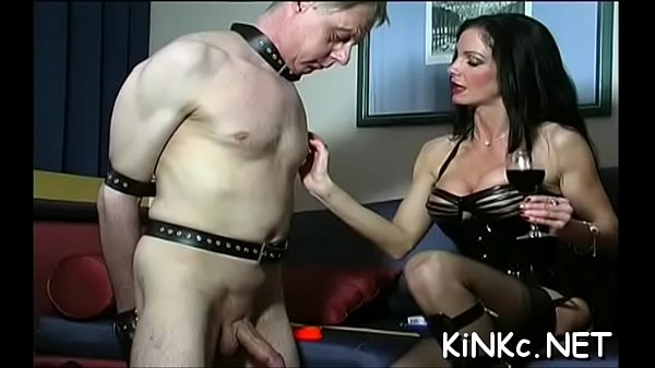 Femdom humping makes each lovestick so large and hard Thumb