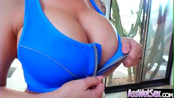 (Ryan Conner) Big Oiled Ass Girl Like Deep Anal...