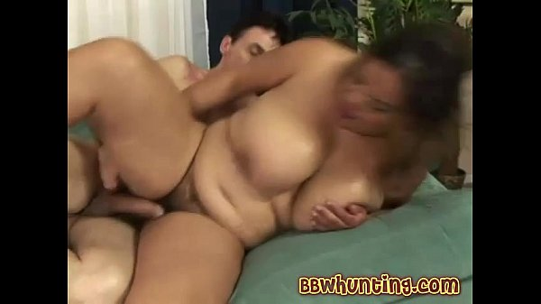 BBW Big Tit Big ass fucked