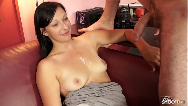 Hard fucked babe waiting for her job offer but didnt get any
