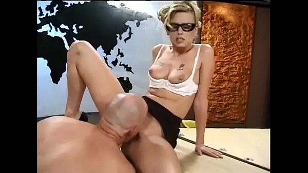 Sexy assistant banged on the desk office Thumb