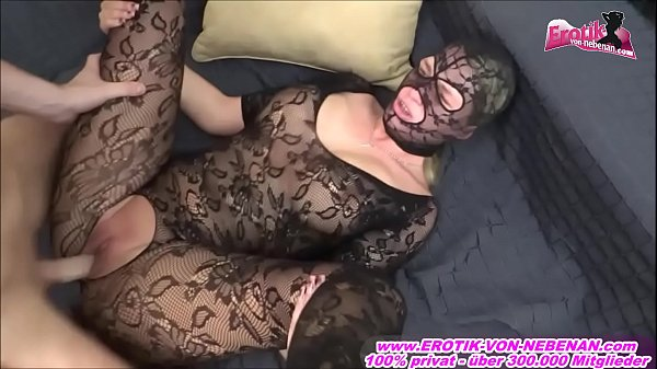 German mom in nylons make a amateur userdate with y. guy