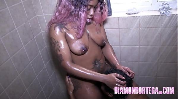 Shower Time Fun Diamond Ortega