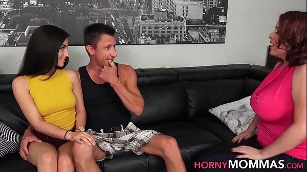 Milf stepmom rides cock Thumb