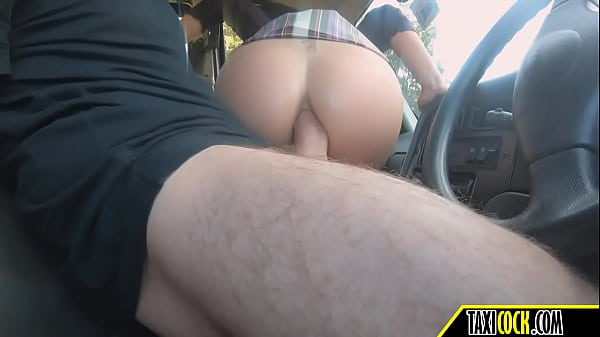a blowjob while driving