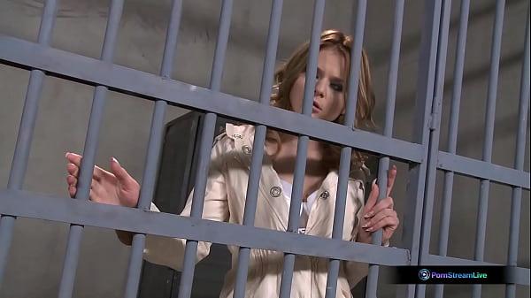 Natasha Brill And Goldie Divine Lesbian Prison Sex
