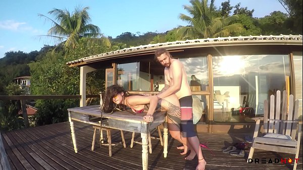 Ilhabela Trip- Blowjob on Beach, Sex with ocean...