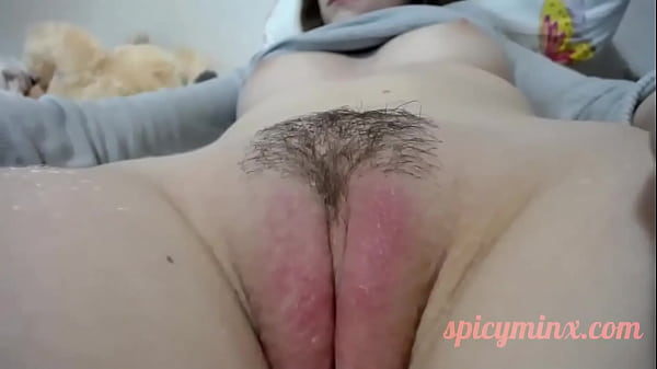 Cutie Plays with her Pussy